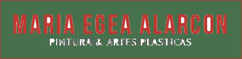 MARIA EGEA ALARCON, PAINTING & PLASTIC ARTS